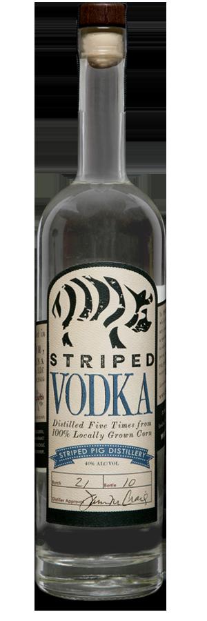 Striped Spirits