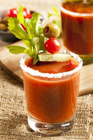 Charleston Bloody Mary