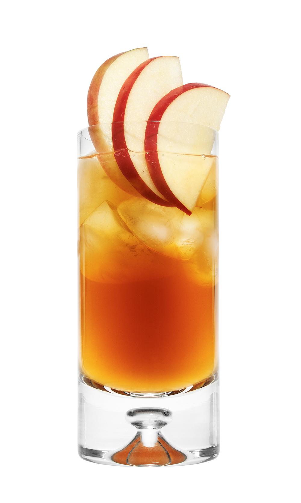 Striped Apple Cider
